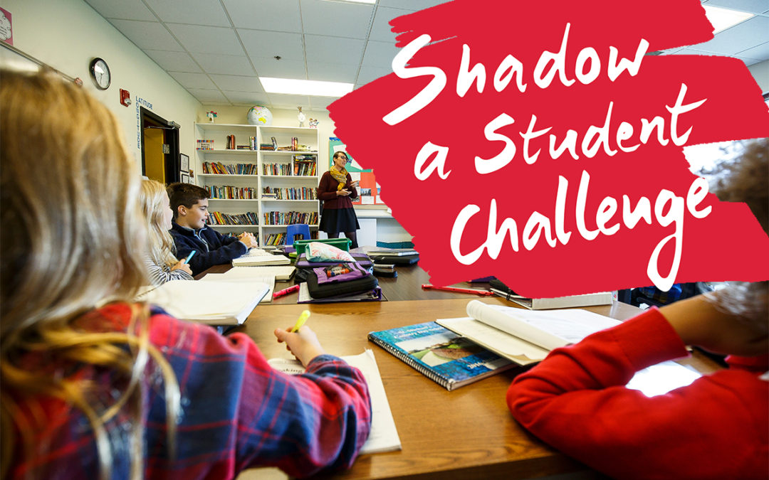Shadow a Student Day!